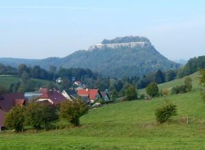 Festung Königstein, Sächsische Schweiz - Foto: die-infoseiten.de