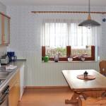 gemütliche Küche der Ferienwohnung