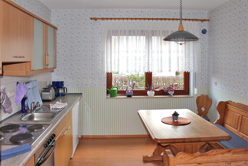 gem tliche k che der ferienwohnung ferienwohnung illgen in dresden b hlau. Black Bedroom Furniture Sets. Home Design Ideas